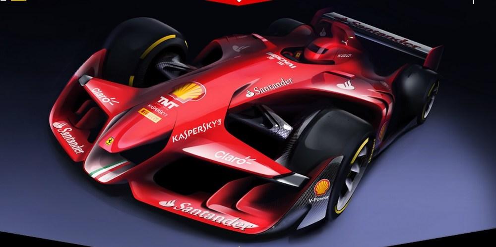 ¿El Fórmula 1 del futuro?
