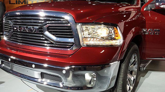 AUTOSHOW DE CHICAGO 2015: NUEVA RAM LIMITED