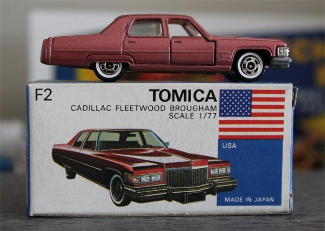 Los carritos de colección Tomica hechos en Japón