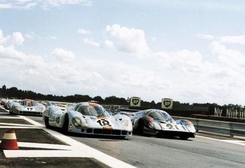 Pedro Rodríguez ganador de las 24 Horas de Le Mans en 1968