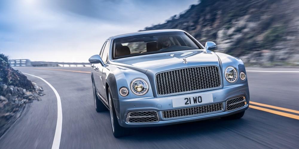 Ginebra, Bentley Mulsanne