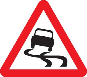 warning-sign-slippery-road