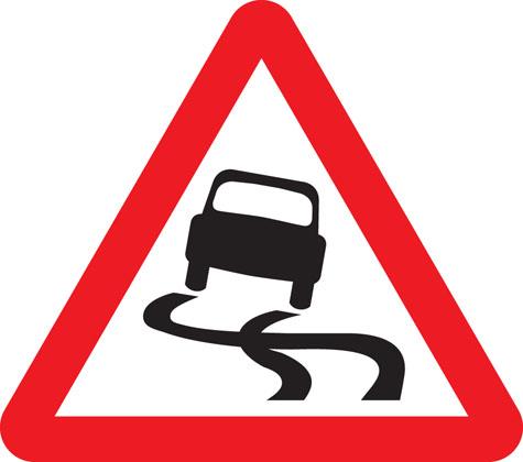 Recomendaciones para circular en carretera