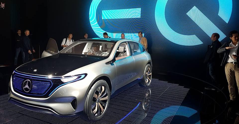 El futuro automotriz desde el Auto Show de París