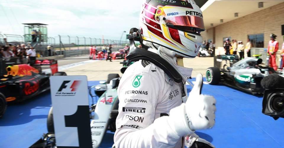 Hamilton consigue su victoria numero 50 en la F1