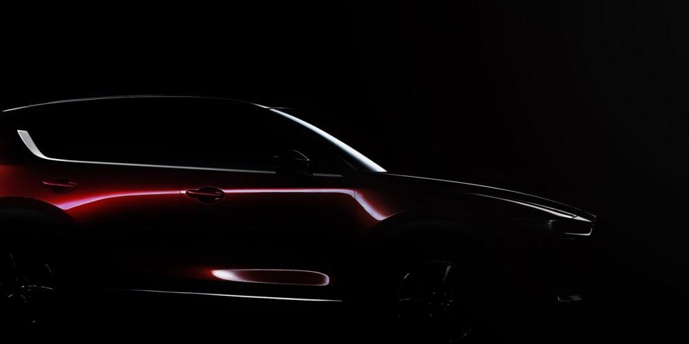 Auto Show de Los Ángeles 2016: Mazda CX-5