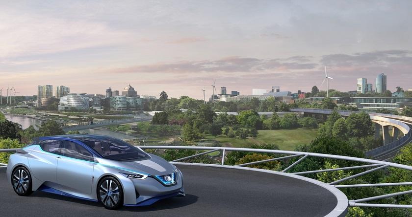 Carlos Ghosn, CEO de la Alianza Renault-Nissan, habla sobre cómo impulsar la industria automotriz