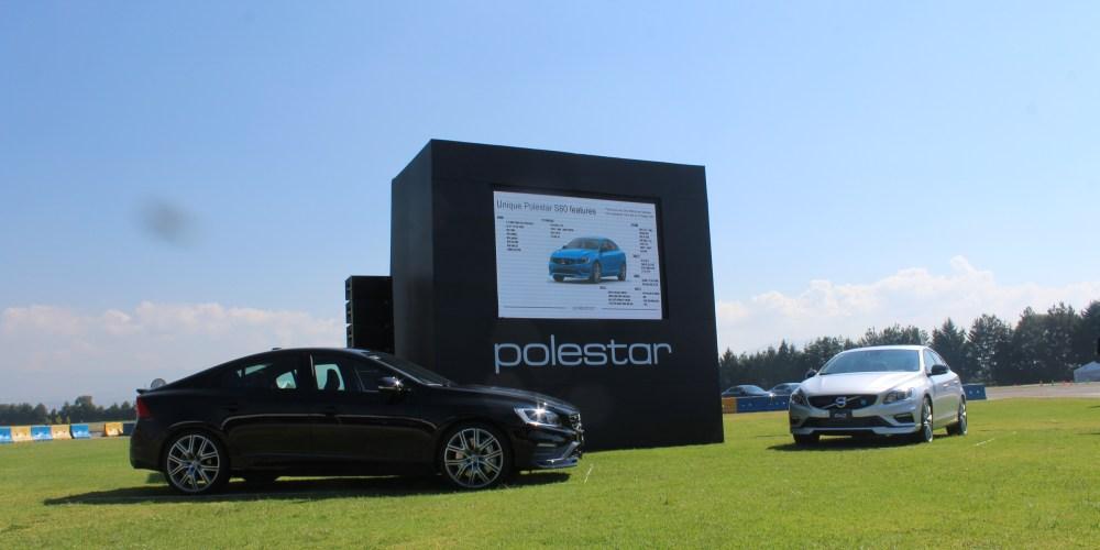 Volvo S60 Polestar Track-day 19