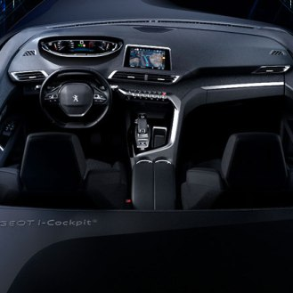 Peugeot i-Cockpit 3