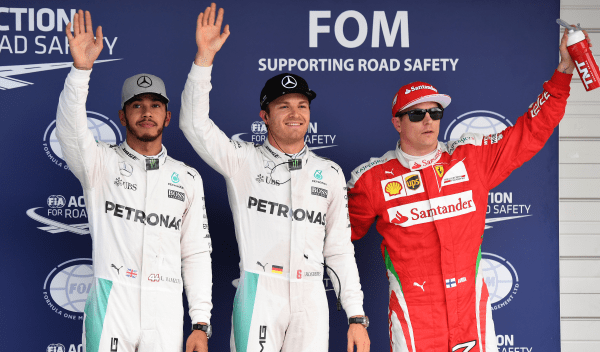 Rosberg suma su octava pole en Suzuka