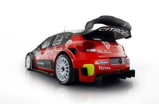 Citroën C3 WRC 2017: a la conquista del Campeonato