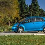 La nueva ola de autos eléctricos Mitsubishi i-MiEV