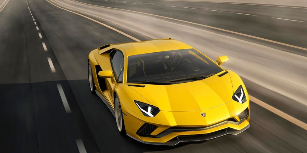 Lamborghini Aventador S, lo mejor de Sant'Agata Bolognese