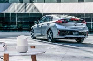 CES 2017, Hyundai se conecta entre autos y casas con Google