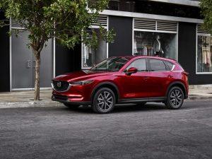 Mazda CX-5, de Japón para el mundo (en México finales de marzo)