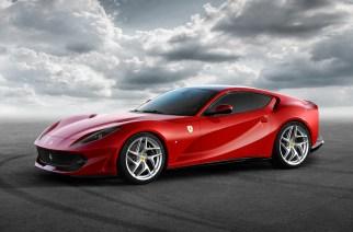 Autoshow Ginebra, Ferrari 812 Superfast