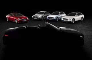 Auto Show de Ginebra: Mercedes-Benz E-Class Cabrio