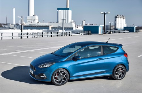 Autoshow de Ginebra, Ford Fiesta ST 2018