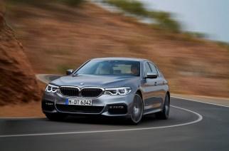 BMW Serie 5 en su séptima generación ya en México