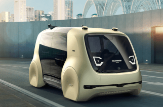 Auto Show de Ginebra 2017: Sedric de VW, la conducción autónoma al alcance de un botón