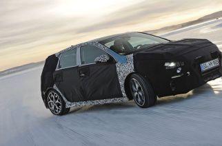 El Hyundai i30 N realiza pruebas invernales en Suecia
