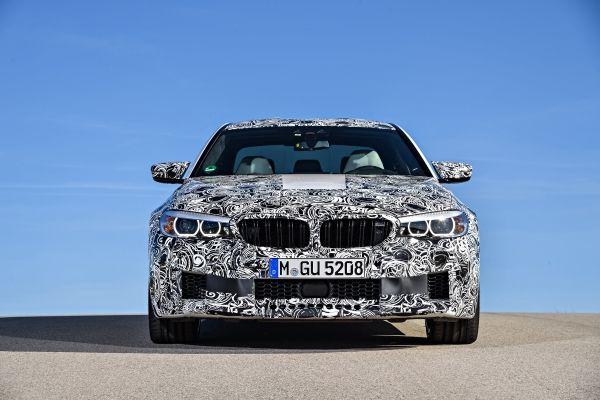Nuevo BMW M5 con M xDrive, ¡anímate por uno!