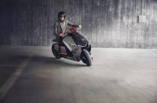 BMW Motorrad Concept Link, parece salida de una Galaxia muy, muy lejana…