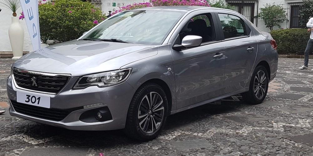 Peugeot 301 2017, una nueva cara