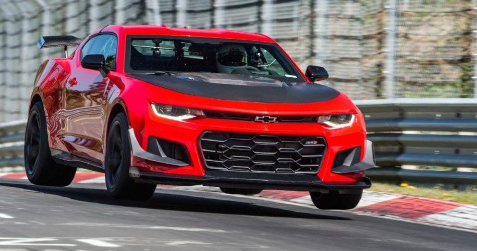 Chevrolet Camaro ZL11LE 2018 rompe récord en Nürburgring