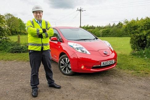 Nissan firma acuerdo para impulsar la energía eléctrica en Europa
