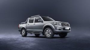 Peugeot presume nueva Pick Up