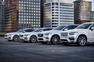 Volvo Cars cierra el primer semestre con un aumento del 21.2%