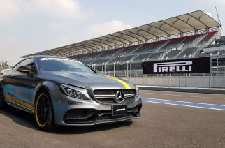 ¡Felicidades Mercedes-AMG!