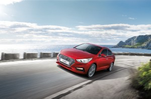 Hyundai Accent 2018 listo en México
