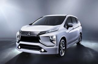Mitsubishi XPANDER debuta en el Salón Internacional del Automóvil de Indonesia 2017
