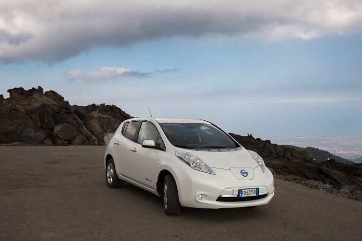 Nissan y sus autos eléctricos por un mejor sonido