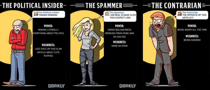 the 7 worst types of internet trolls are you one of them memolition