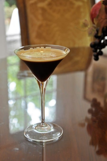 Quick Note: Caffè Shakerato
