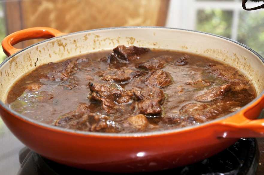Carbonnade à la flamande (Beef Braised in Beer)