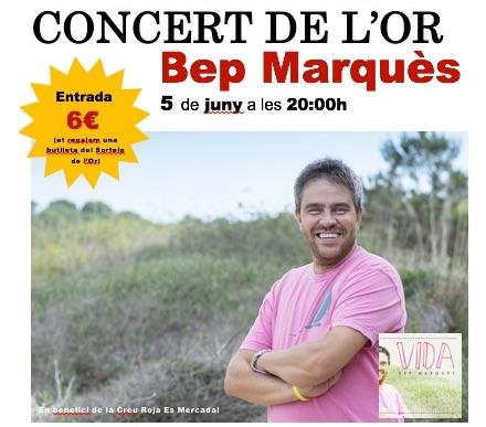 Bep Marquès y Àngel Gómez, cantantes de oro