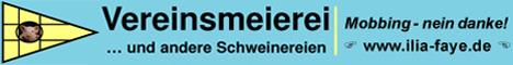 Banner Vereinsmeierei