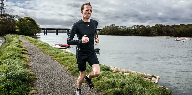 Man runs eight marathons with heart valve from COW!