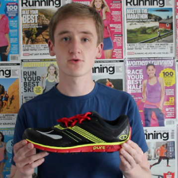 WATCH: Brooks PureGrit 5 review