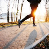 find your best running distance