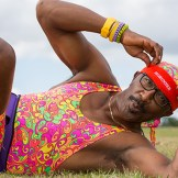 Get your 'tache on with Mr Motivator