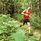 trail running men's running