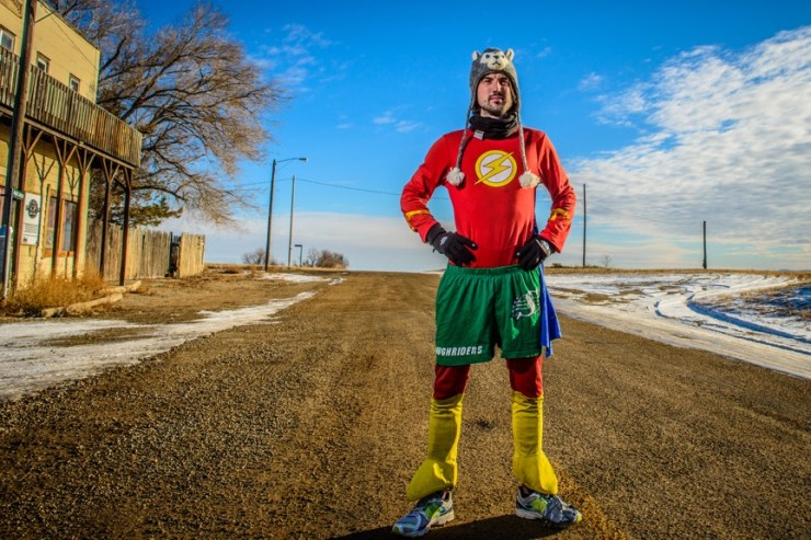 Q&A with Adventureman Jamie McDonald who completed a run across canada