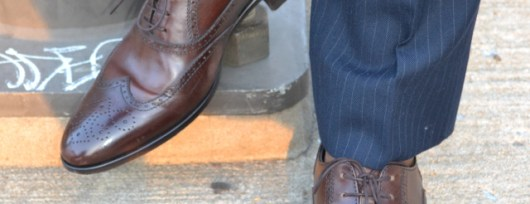 Fins For Him Cooper Brogues
