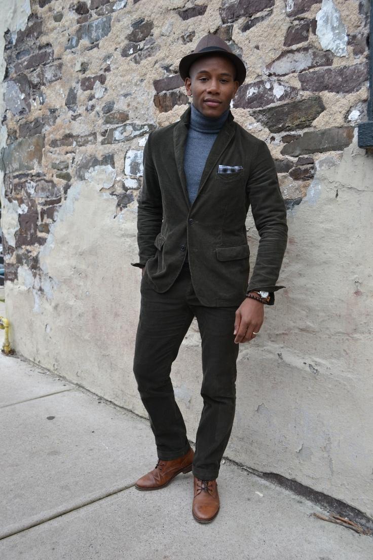 The Three Piece Corduroy Suit : Part I
