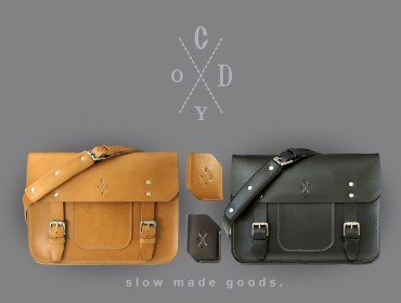 Cody Jepson Slow Made Leather Goods